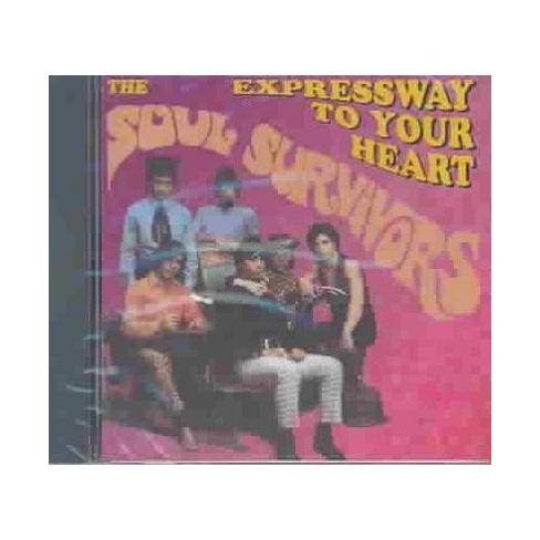 Soul Survivors - Expressway to Your Heart (CD) - image 1 of 1