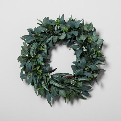 Christmas Twig Wreaths