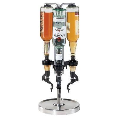 Oggi Professional 3 Bottle Revolving Dispenser