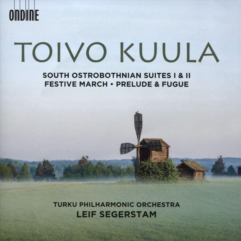 Turku Philharmonic O - Kuula:South Ostrobothnian Suites Nos (CD)