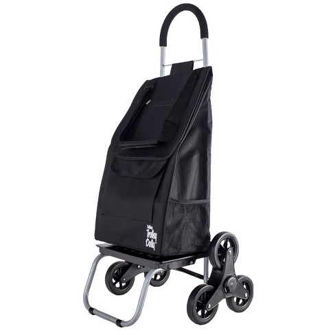 dbest Stair Climber Trolley Dolly - Black - image 1 of 4