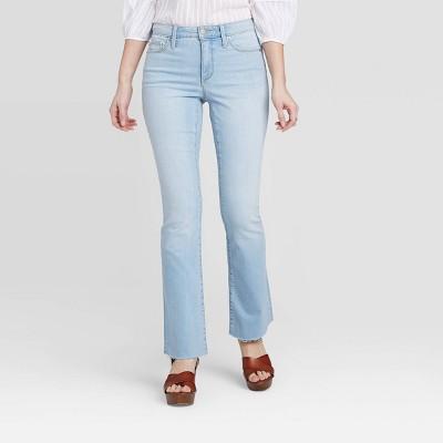 Women's High-Rise Bootcut Jeans - Universal Thread™