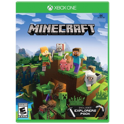 Minecraft Explorers Pack - Xbox One - image 1 of 7