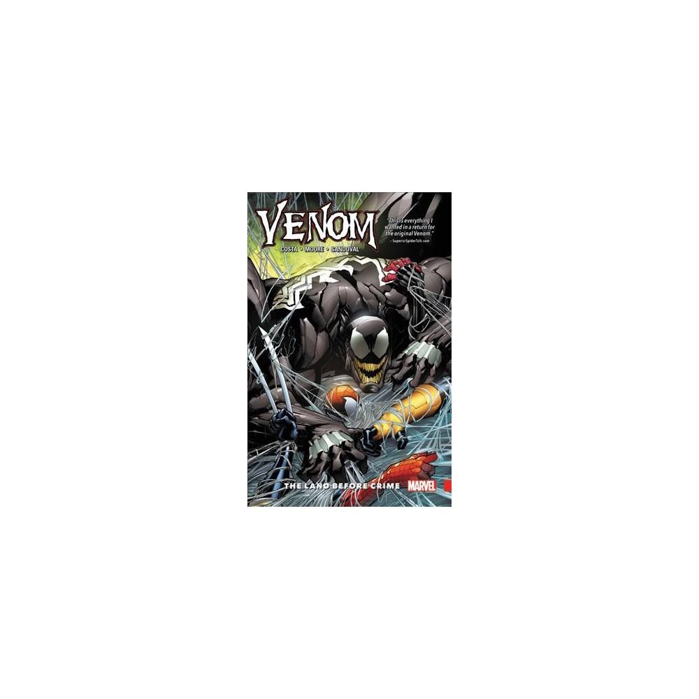 Venom 2 : The Land Before Crime - by Mike Costa & Robbie Thompson & Davie Michelinie (Paperback)