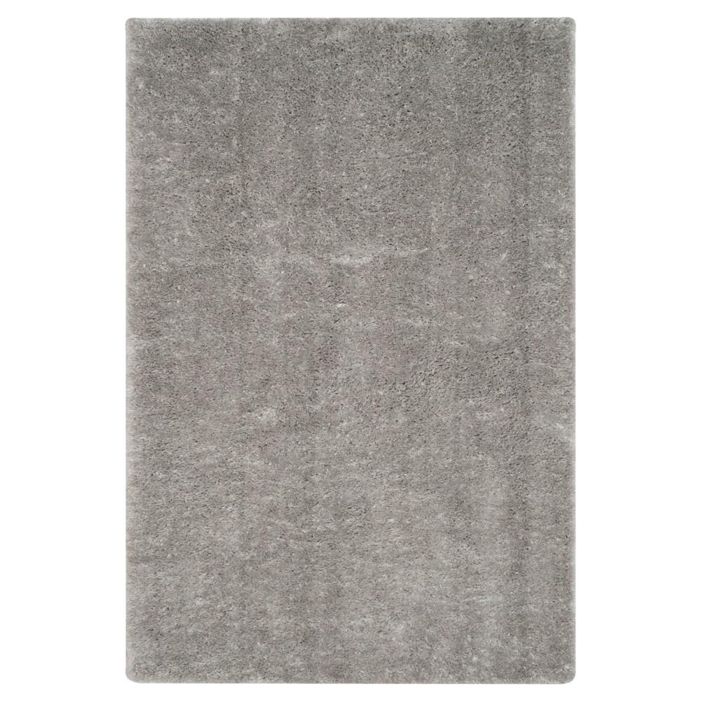 Indie Shag Rug - Gray - (5'1