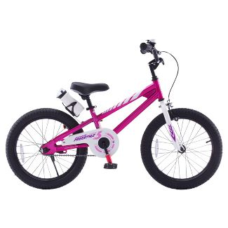 Royal Baby Freestyle 18u0022 Bike - Fuchsia