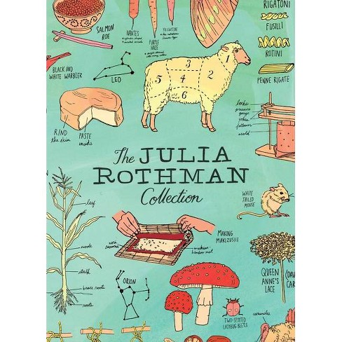 The Julia Rothman Collection - (Paperback) - image 1 of 1