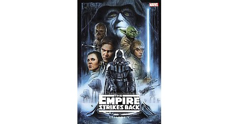 Star Wars Episode 5 : The Empire Strikes Back (Hardcover) (Archie Goodwin) - image 1 of 1