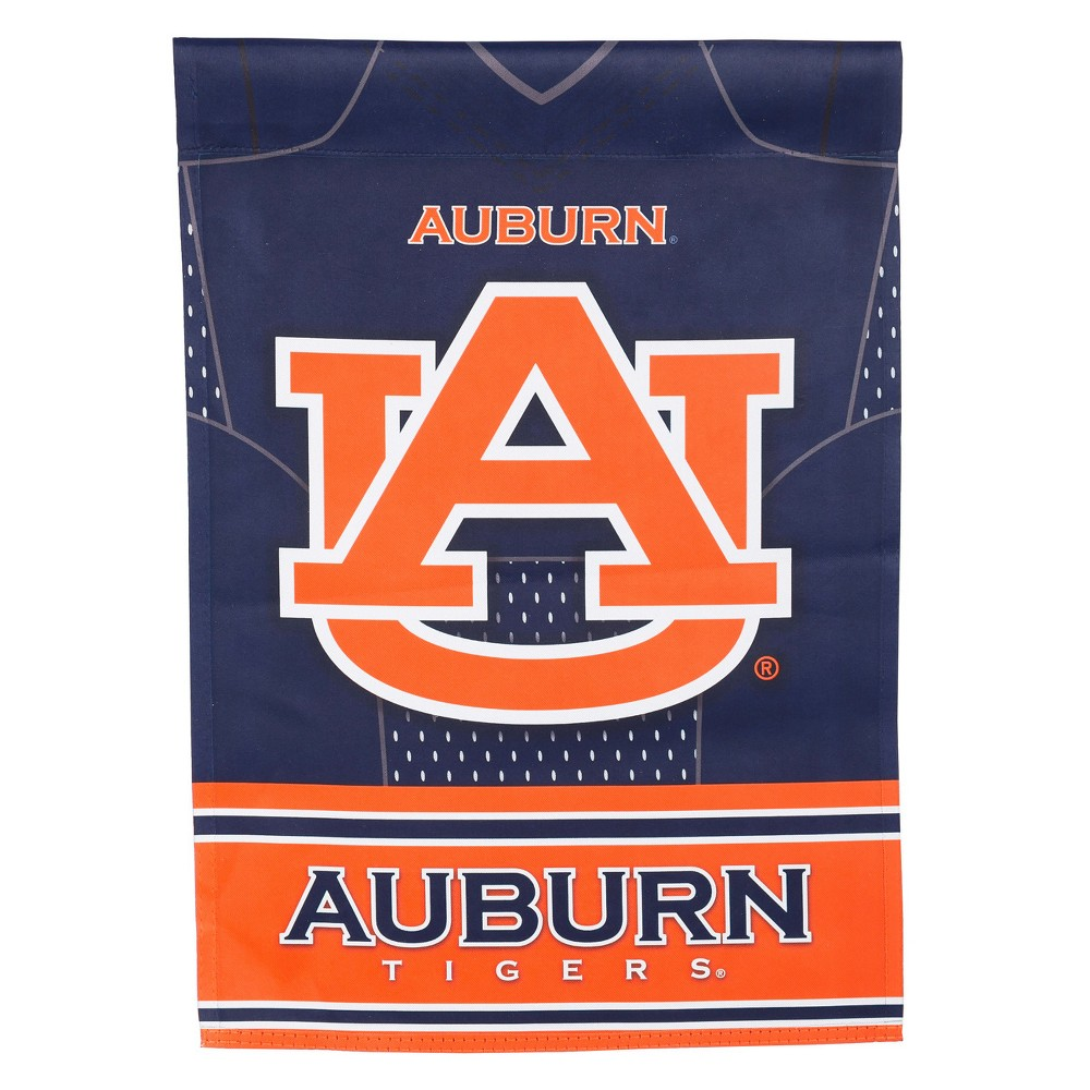 Auburn Tigers Two-Sided Jersey Garden Flag
