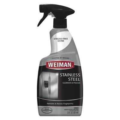 Kitchen Cleaner: Weiman Stainless Steel Cleaner & Polish