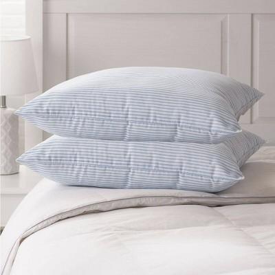 Standard/Queen 2pk Bounce Back Bed Pillow - Weatherproof