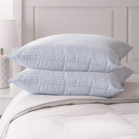 Standard/Queen 2pk Bounce Back Bed Pillow - Weatherproof - image 1 of 3