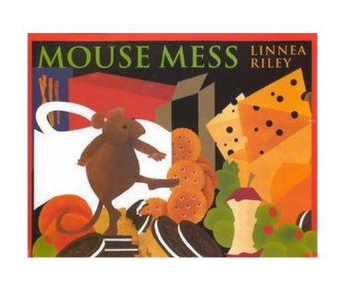 Mouse Mess (School And Library) (Linnea Apslind Riley) - image 1 of 1