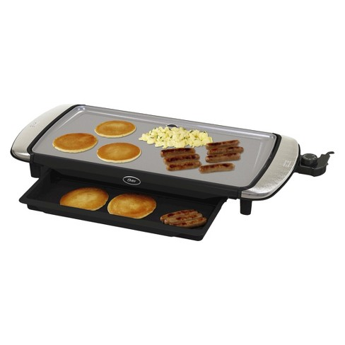 Oster® DuraCeramic™ Electric Griddle - CKSTGRFM20-TECO - image 1 of 4