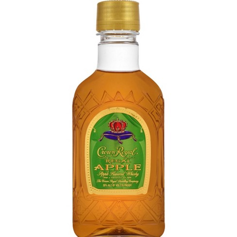 Crown Royal Regal Apple Flavored Whisky - 200ml Bottle - image 1 of 2