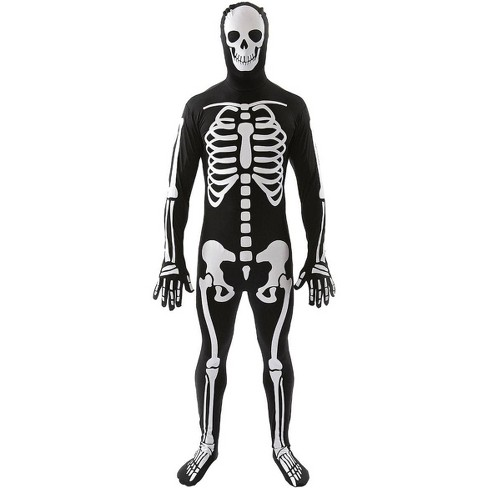 Orion Costumes Classic Skeleton Adult Costume Skin Suit Target