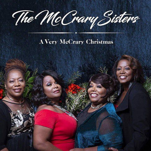 McCrary Sisters - Very McCrary Christmas (CD) - image 1 of 1