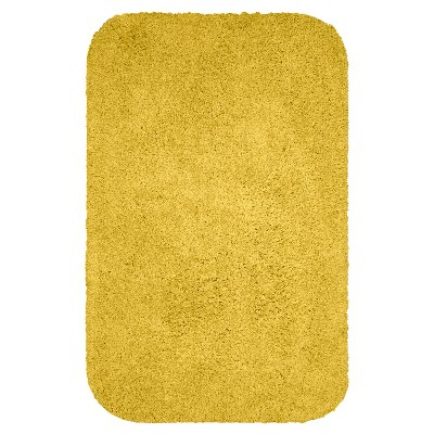 Everyday Solid Bath Rug (20x32)Summer Wheat - Room Essentials™