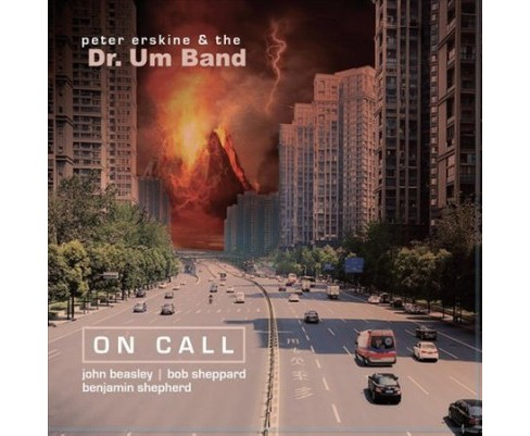 Peter Erskine - On Call (CD) - image 1 of 1