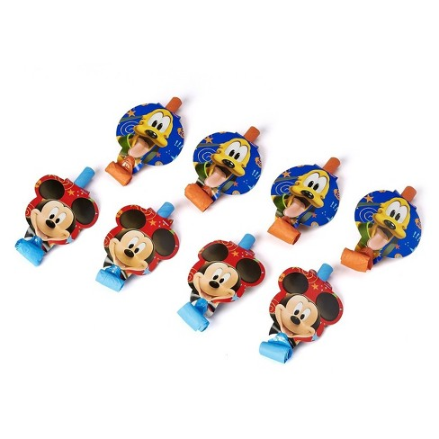 8ct Mickey Mouse Party Blowouts - image 1 of 1