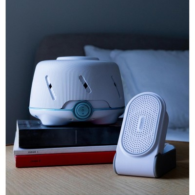 Yogasleep White Noise Sound Machine Bundle for Home and Travel, includes Dohm White/Blue and Go Travel Sound Machines
