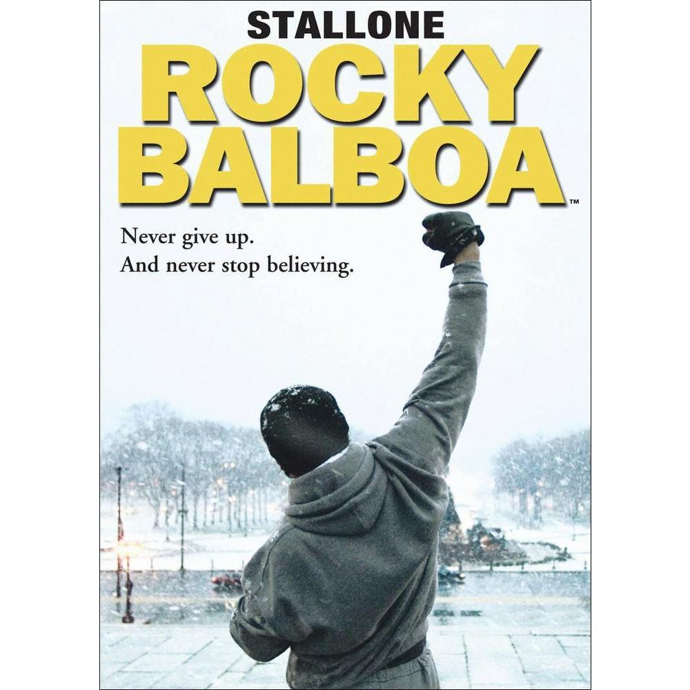Rocky Balboa (Dvd), Movies