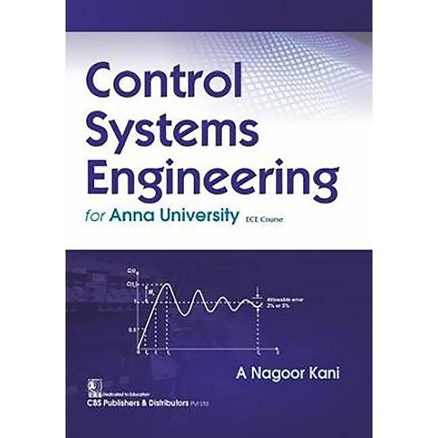 Control Systems Engineering - by  A Nagoor Kani (Paperback) - image 1 of 1