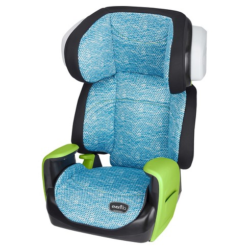EvenfloR Spectrum Belt Positioning Booster Car Seat