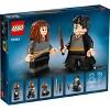 LEGO Harry Potter: Harry Potter & Hermione Granger 76393 Building Kit - image 4 of 4