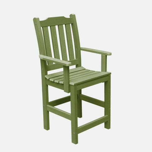 Lehigh Counter Patio Armchair Dried Sage - Highwood - image 1 of 3