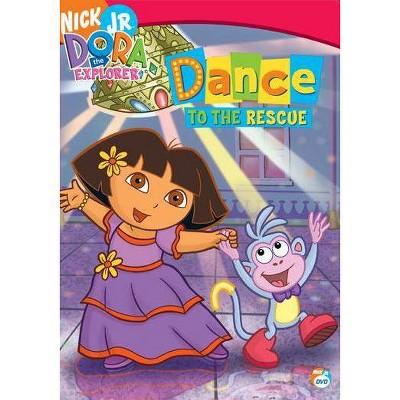 Dora The Explorer: Dance to the Rescue (DVD)(2005)