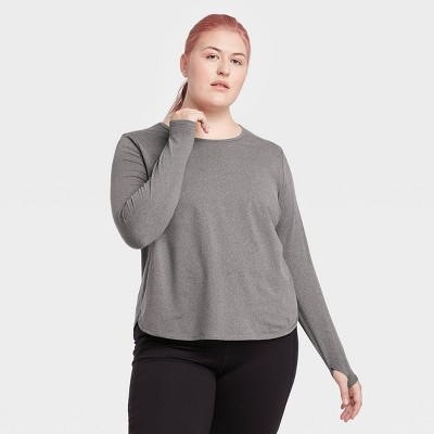 Women's Long Sleeve Essential T-Shirt - All in Motion™