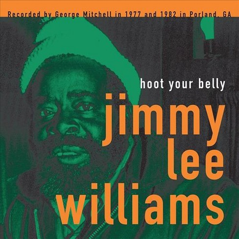 Jimmy lee williams - Hoot your belly (Vinyl) - image 1 of 1