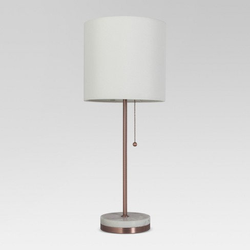 Hayes Marble Base Stick Lamp - Project 62™ - image 1 of 1