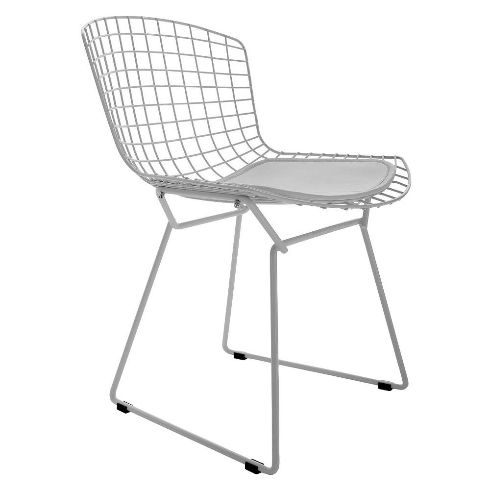 Aspen Dining Chair - White - Aeon