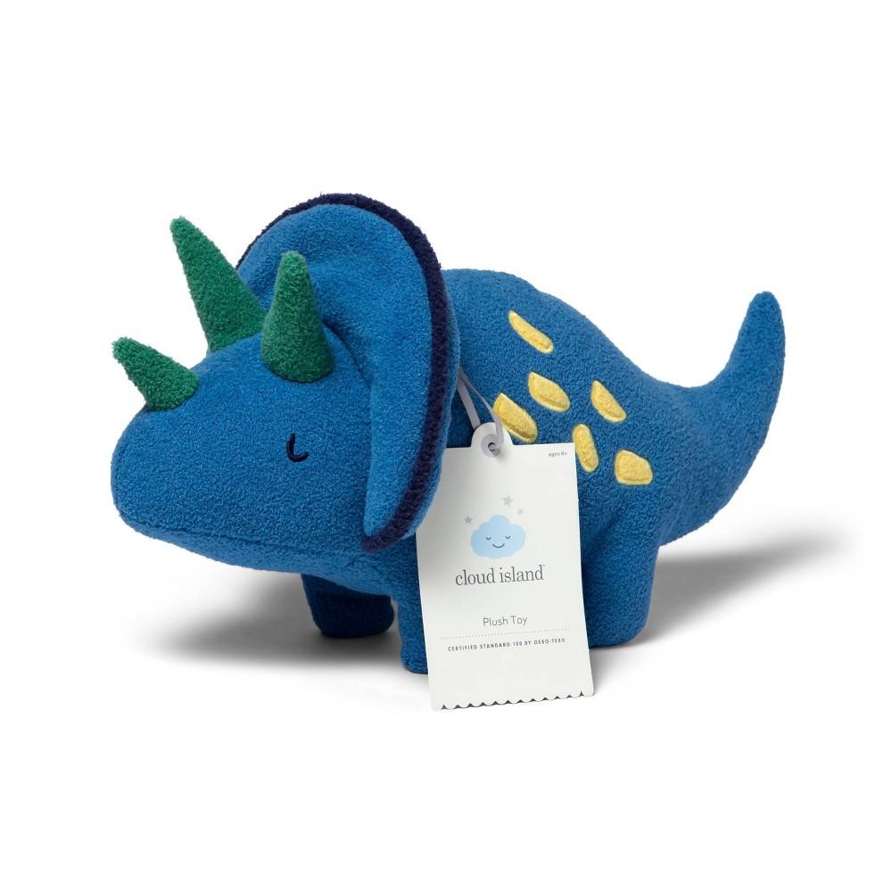 Plush Dinosaur Stuffed Animal Cloud Island 8482 Blue