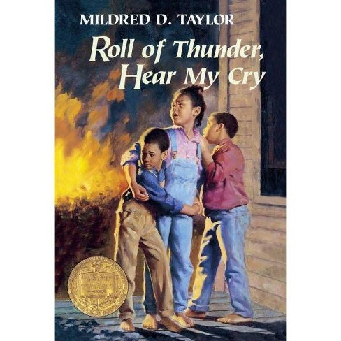 Roll of Thunder, Hear My Cry - by  Mildred D Taylor (Hardcover) - image 1 of 1