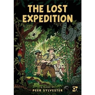 Lost Expedition Board Game