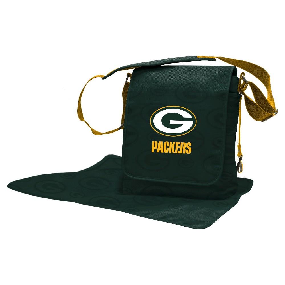 Green Bay Packers LilFan Diaper Messenger Bag
