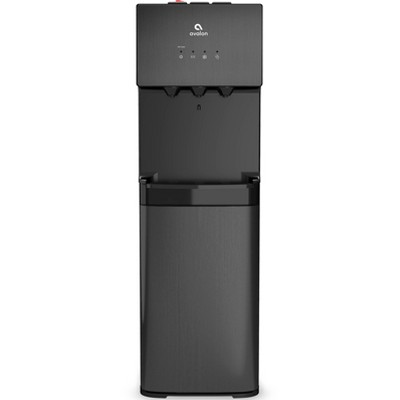 Avalon Limited Edition Self-Cleaning Water Cooler and Dispenser - Black