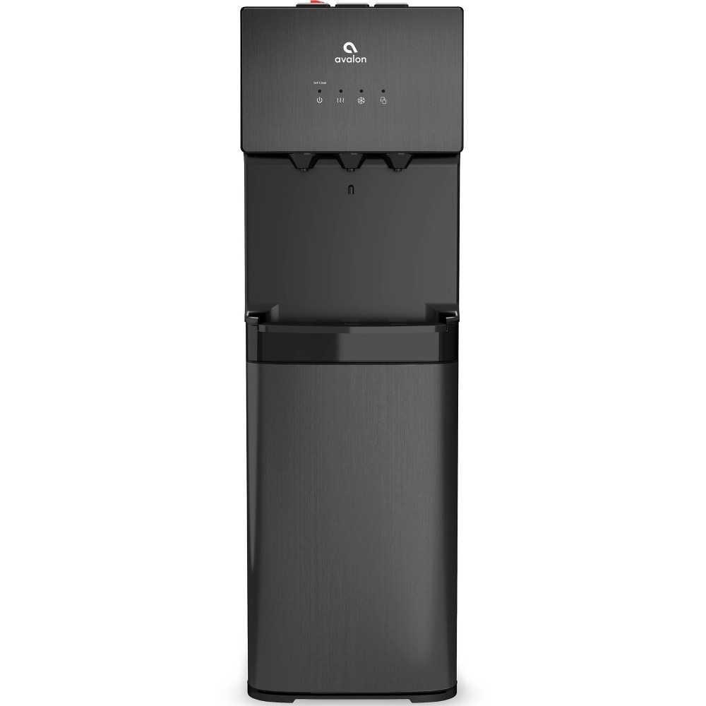 Image of Avalon Limited Edition Self-Cleaning Water Cooler and Dispenser - Black