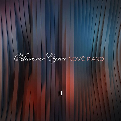 Maxence cyrin - Cyrin:Novo piano ii (CD) - image 1 of 1