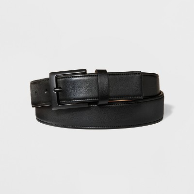 """Men's 1.38"""" Jean Belt - Goodfellow & Co™ Black"""
