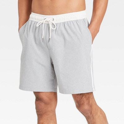 "Men's 7"" Swim Trunks - Goodfellow & Co™ Gray"