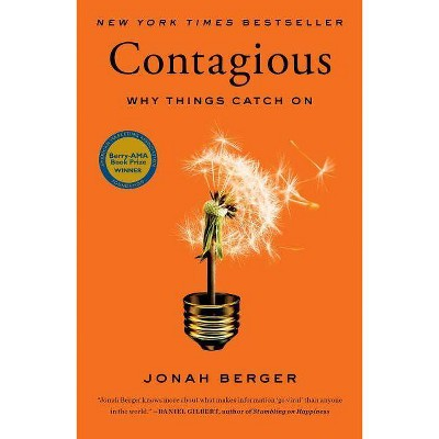 Contagious (Hardcover) by Jonah Berger