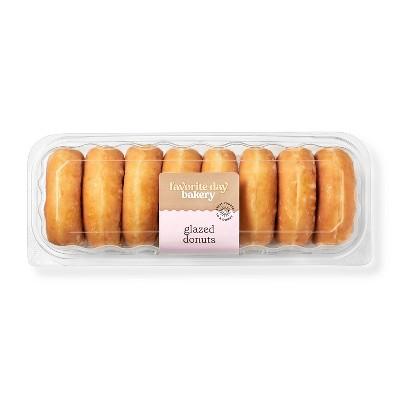 Glazed Donuts - 11oz/8ct - Favorite Day™