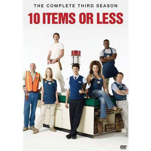 10 Items or Less: The Complete Third Season (DVD) - image 1 of 1
