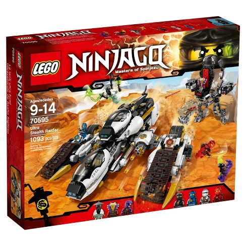 LEGO® Ninjago Ultra Stealth Raider 70595 - image 1 of 11