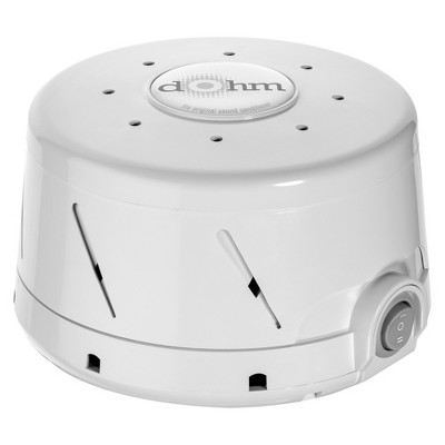 Dohm by Marpac Natural White Noise Sound Machine - White