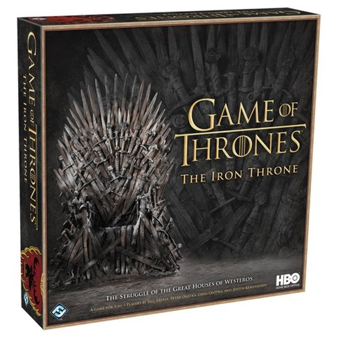 Fantasy Flight Games HBO Game of Thrones: The Iron Throne Board Game - image 1 of 4